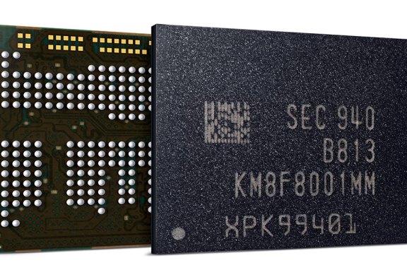 10GB + 12GB Samsung LPDDR4X uMCP Memory Details!