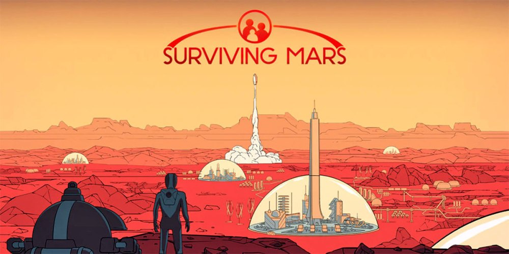 Surviving Mars - Get It FREE For A Limited Time!