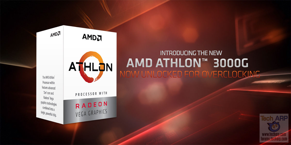 AMD Athlon 3000G : The Last Raven Ridge APU Revealed!