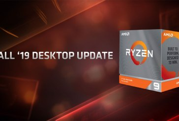 AMD Fall 2019 Desktop Ryzen + Threadripper Update!