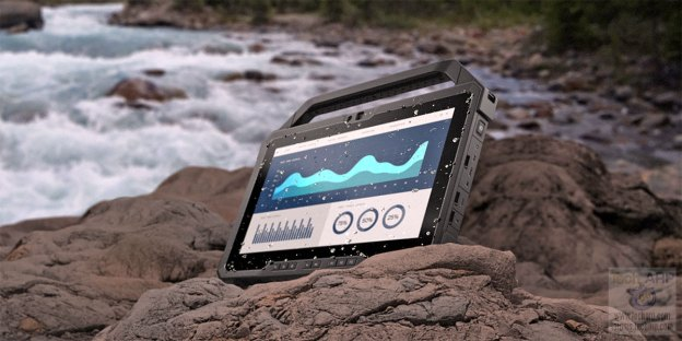 Dell Latitude 7220 Rugged Extreme : Light + Tough!