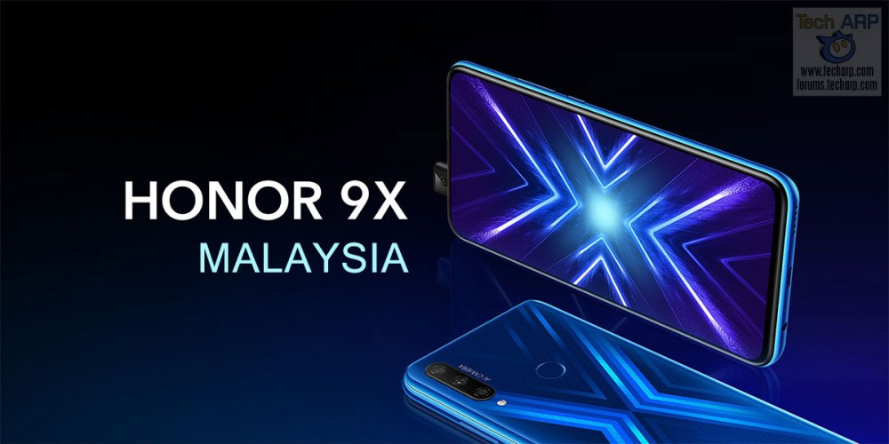 HONOR 9X Malaysia Edition : What You Need To Know!