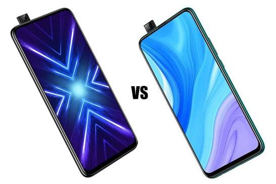 HUAWEI Y9s vs HONOR 9X Comparison : 48 MP vs 48 MP!