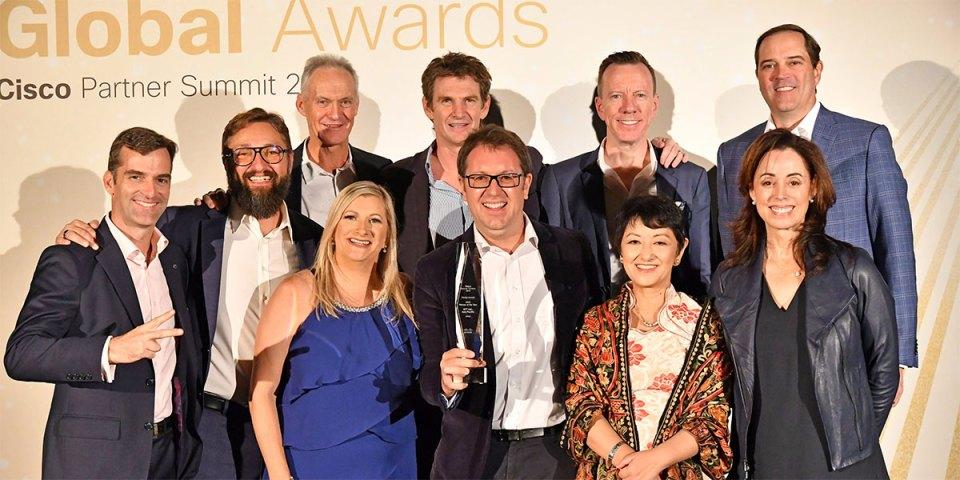 NTT Ltd Wins Multiple Cisco Partner Summit Awards!