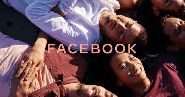 Facebook Introduces New Multi-Colour Brand Logo!
