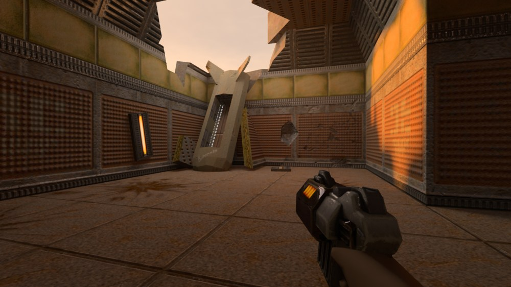 Quake II RTX Comparison 07 v1.1