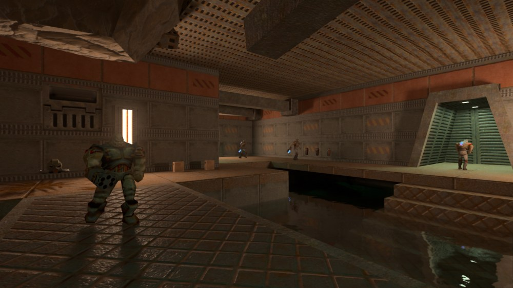Quake II RTX Comparison 09 v1.1