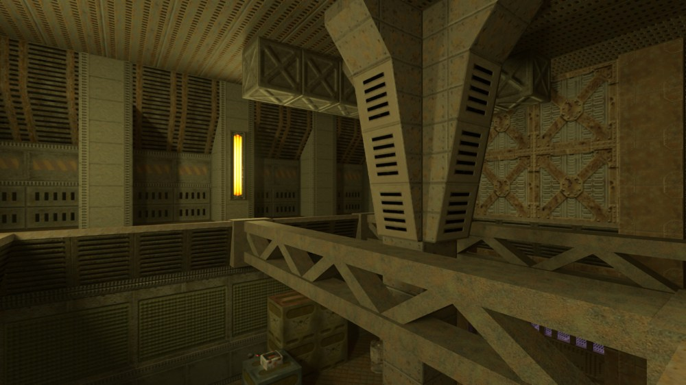 Quake II RTX Comparison 11 v1.1