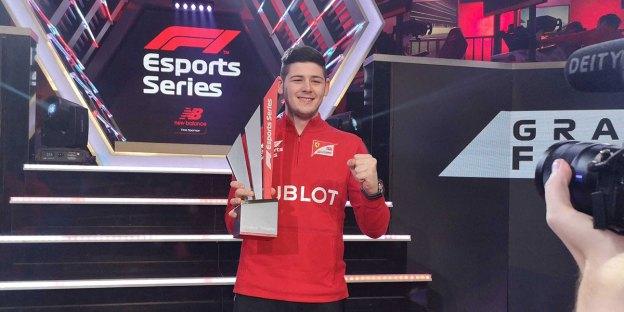 2019 F1 Esports Season Hits Record 5.8 Million Views!