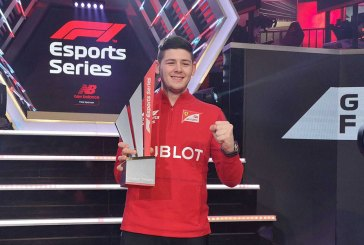 2019 F1 Esports Season Hits Record 5.8 Million Views!