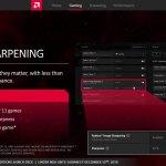 AMD Image Sharpening