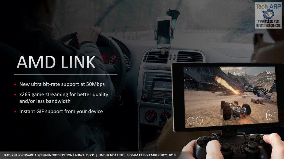 AMD Radeon Software Adrenalin 2020 Edition slide 30