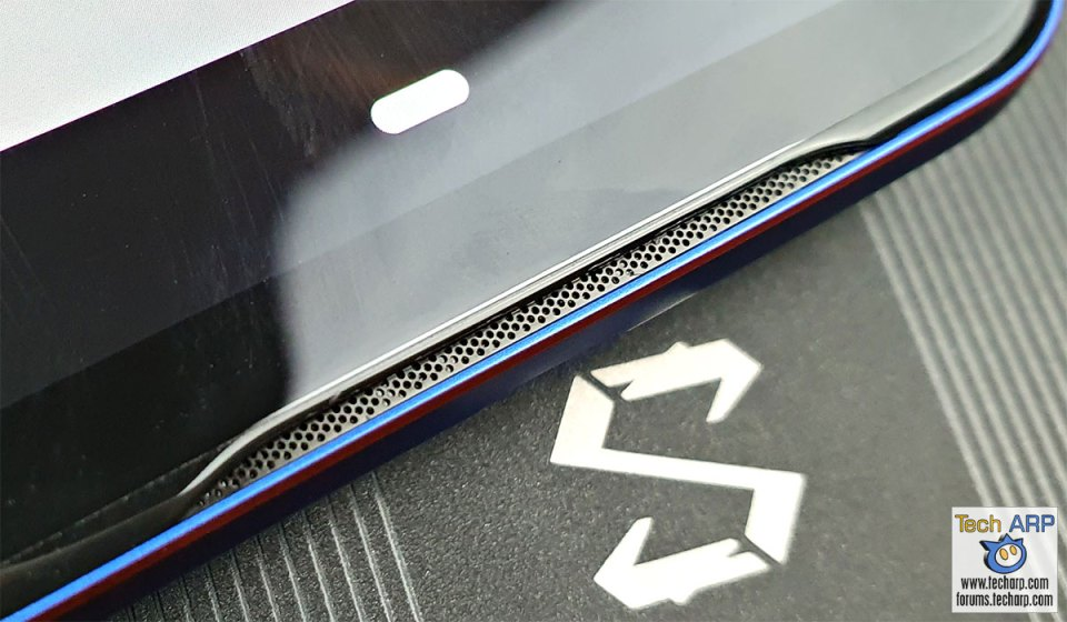 Black Shark 2 Pro speaker bottom