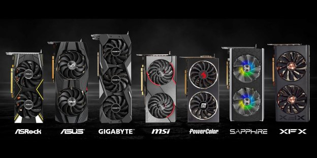 Here Are The First AMD Radeon RX 5500 XT Cards!