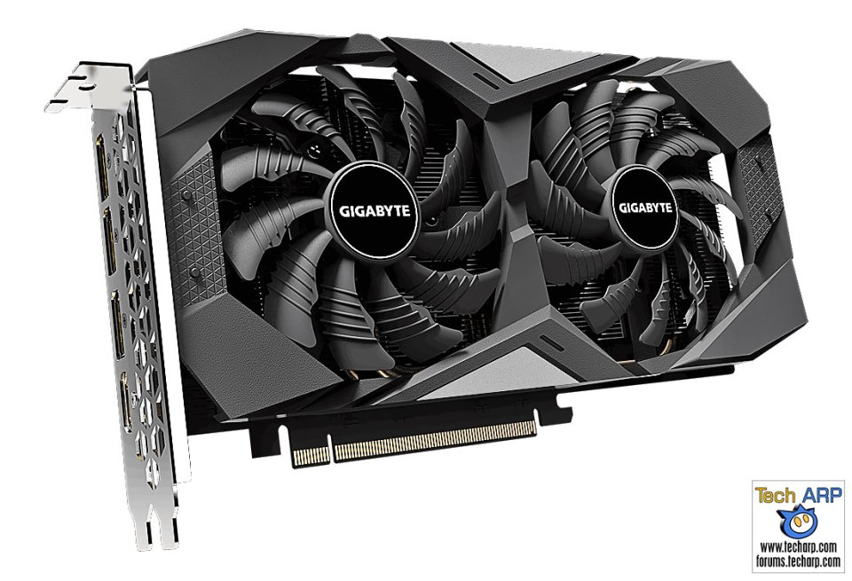 GIGABYTE Radeon RX 5500 XT OC 8G