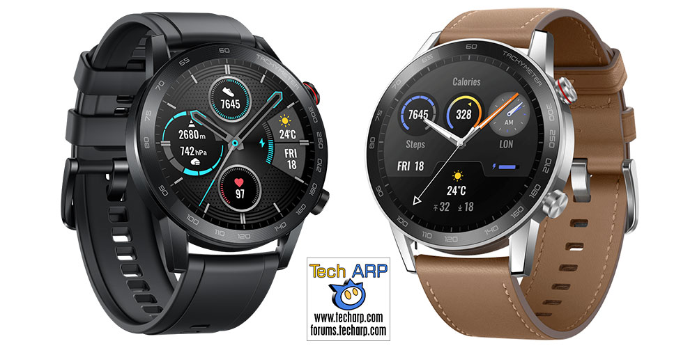 HONOR MagicWatch 2 colour options