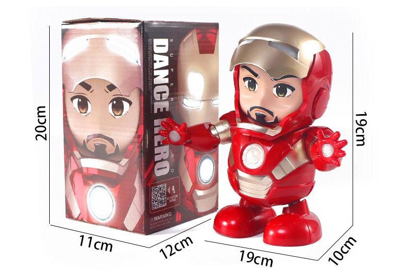 Iron Man Dance Hero size