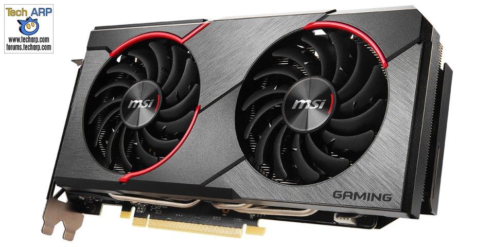 MSI Radeon RX 5500 XT Gaming 8G