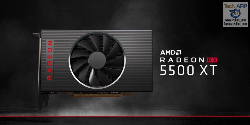 AMD Radeon RX 5500 XT Tech Report + Video!