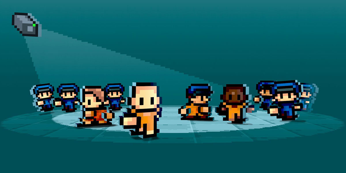 The Escapists : Get It FREE For A Limited Time!