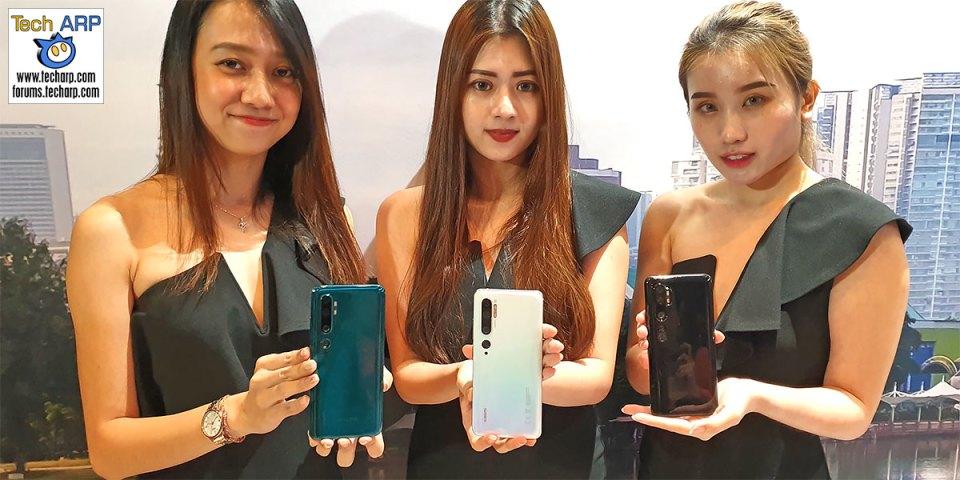 Xiaomi Mi Note 10 | Note 10 Pro Colour Comparison!