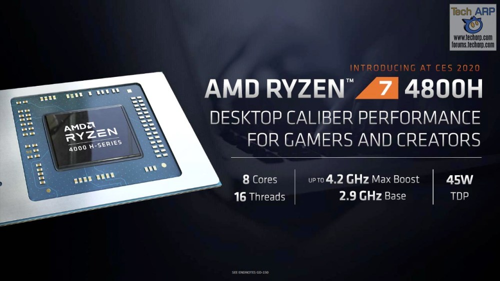 AMD Ryzen 7 4800H slide 01