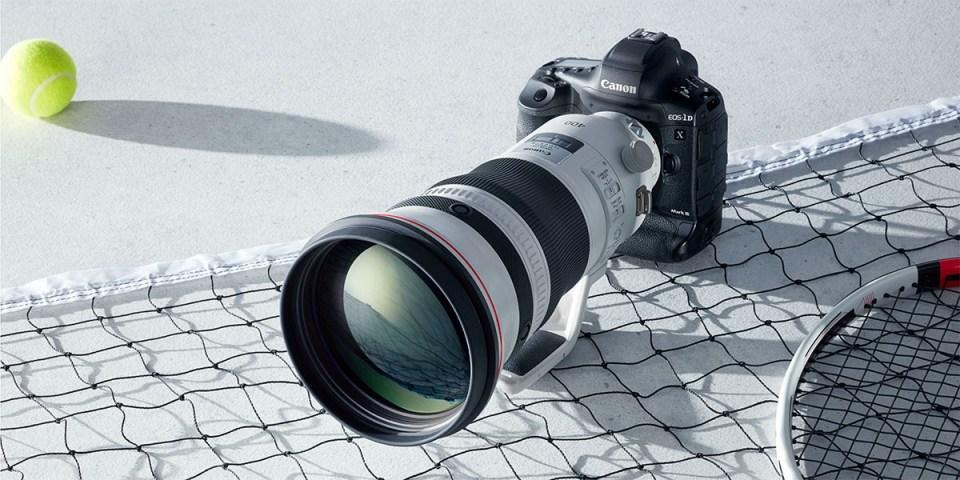 Canon EOS-1D X Mark III sports