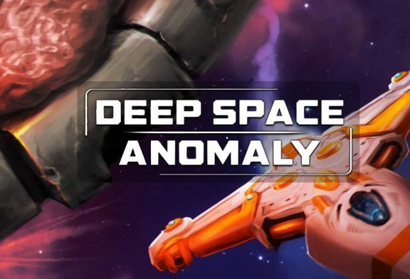 Deep Space Anomaly : Get It FREE For A Limited Time!