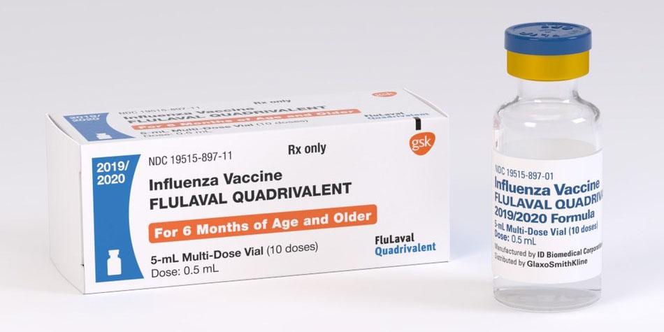 Influenza vaccine 2019-2020