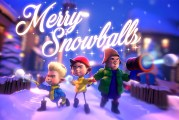 Merry Snowballs : Get It FREE For A Limited Time!