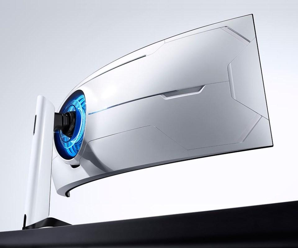 Samsung Odyssey G9 : 49-inch 1000R QLED Gaming Monitor!