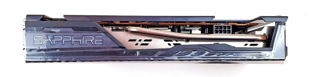Sapphire PULSE RX 5600 XT top