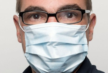 COVID-19 : Protect With Surgical Mask + Eyewear!