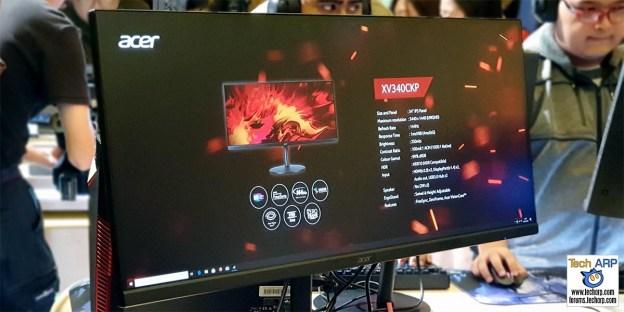2020 Acer Nitro XV Series Gaming Monitors : First Look!