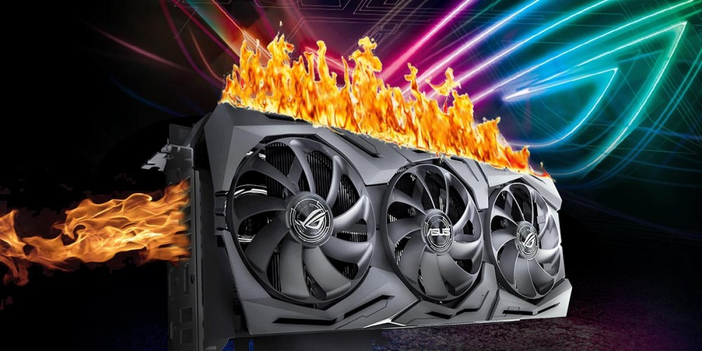 Why ASUS Cannot Blame AMD For Overheating ROG Cards