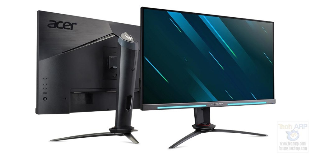 Acer Predator XB273UG S Gaming Monitor : First Look!
