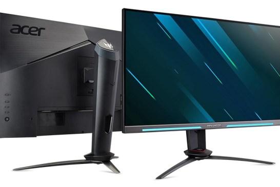 Acer Predator XB273UG S Gaming Monitor : First Look!