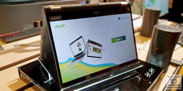 Acer Spin 3 2020 Convertible Laptop Revealed!