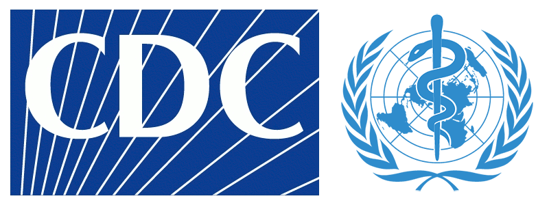CDC and WHO