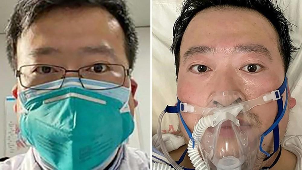 Dr. Li Wenliang Wuhan coronavirus hero