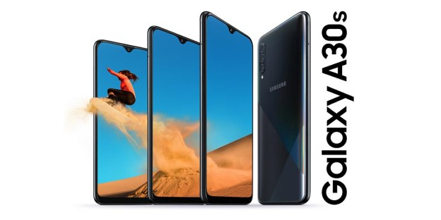 Samsung Galaxy A30s Gets 128GB Upgrade For 2020!