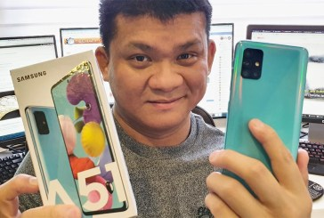 Samsung Galaxy A51 Unboxed : What Will We Find Inside?