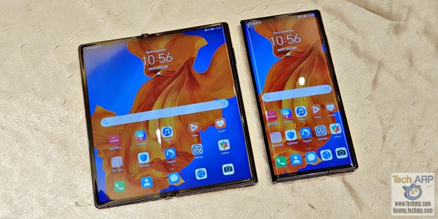 HUAWEI Mate Xs vs Mate X : What's Different?