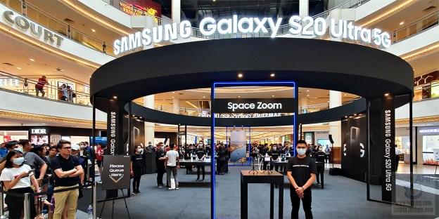 Samsung Galaxy S20 Roadshows Kick-Off In Malaysia!
