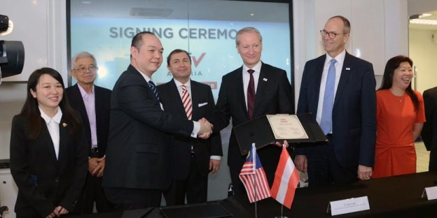 TÜV AUSTRIA Cybersecurity Lab Official Launch In Malaysia!