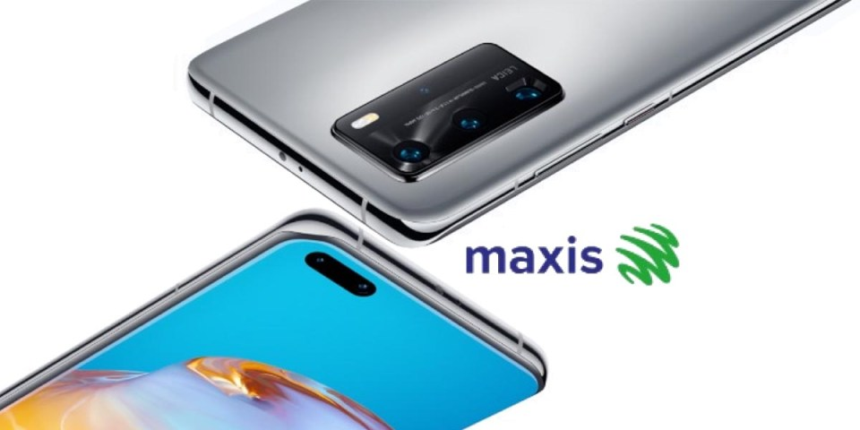 Maxis Zerolution Offer On HUAWEI P40 | P40 Pro Revealed!