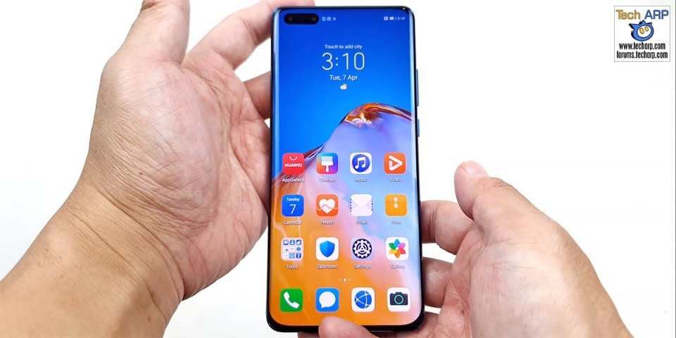 HUAWEI P40 Pro : How To Setup For The First Time!