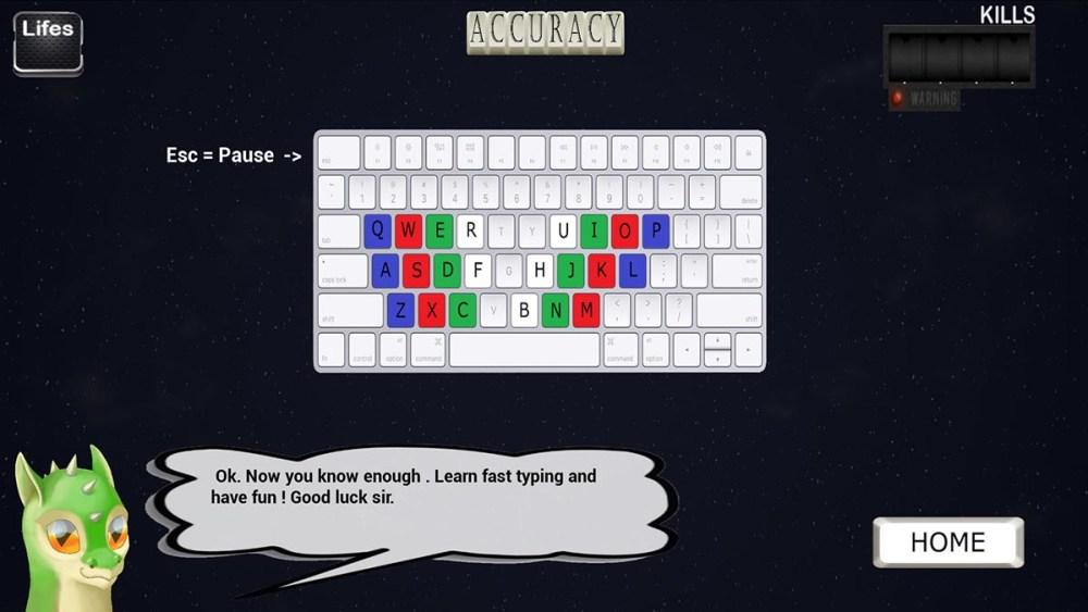 Keyboard Killers free game