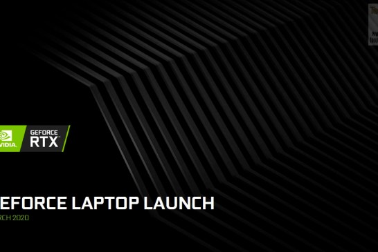 NVIDIA GeForce RTX SUPER | RTX | GTX Spring 2020 Laptop Launch 01