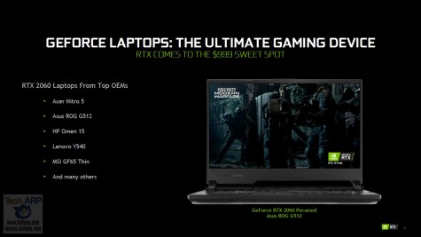NVIDIA GeForce Spring 2020 Laptop Launch 08